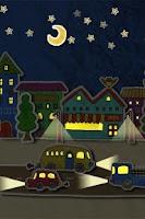 Screenshot of paper town 3Dライブ壁紙