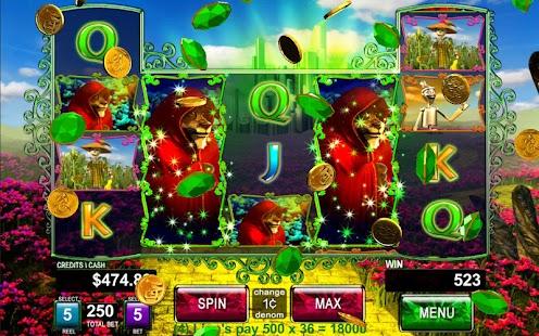 Wonderful wizard of oz slots free download