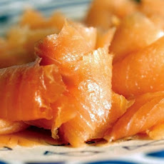 Easy Easy Smoked Salmon