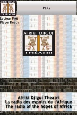 Player Afriki Djigui Theatri