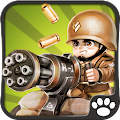 Game Little Commander - WWII TD APK for Kindle