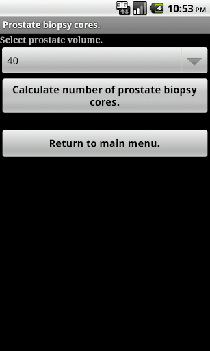 【免費醫療App】Prostate Cancer Calculator-APP點子