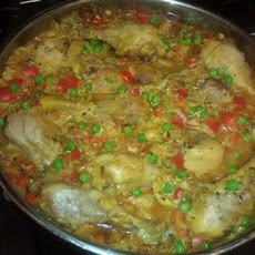 Arroz con Pollo II