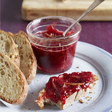 Strawberry-Lemon Spread