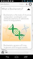 Screenshot of Learn Biochemistry