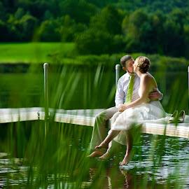 by David Savoie - Wedding Bride & Groom (  )