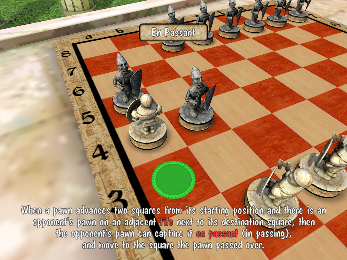 Warrior Chess Screenshot 1