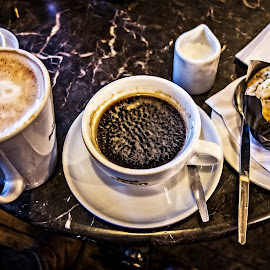 Coffee Time II by Ozlem Mehmet - Food & Drink Alcohol & Drinks ( coffee break, beverage, coffee, coffee cup )