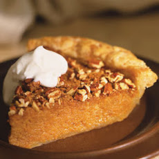 Fall Harvest Sweet Potato Pie