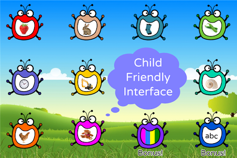 100 Flashcards for Children - screenshot