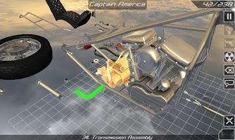Screenshot of Bike Disassembly 3D
