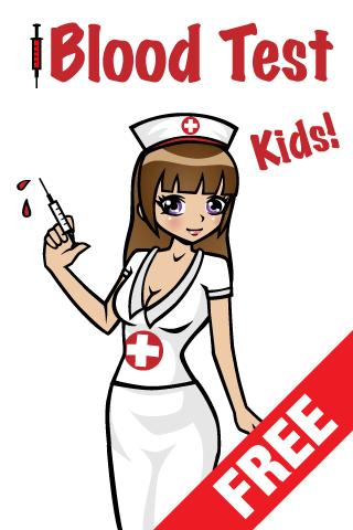 iBlood Test Kids Free