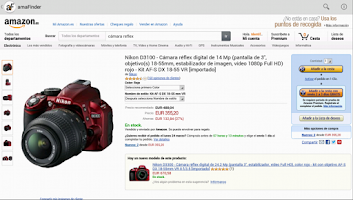 Screenshot of Best Amazon Deals