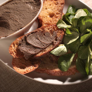 Chicken Liver–Port Pâté