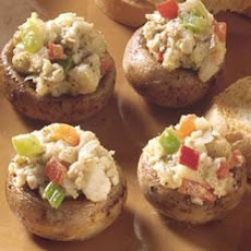 Mini Stuffed Mushrooms