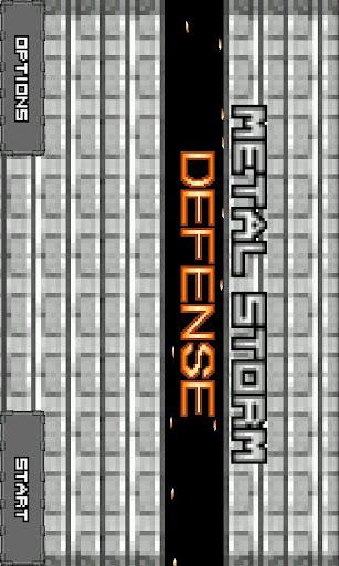 Metal Storm Defense