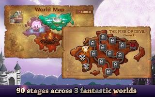 Screenshot of Destiny Defense:Angel or Devil