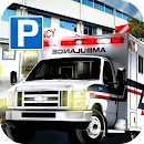 AMBULANCE - FREE PARKING GAMES icon
