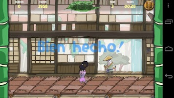 Screenshot of Kinito Ninja Lite