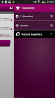 Screenshot of Renfe