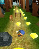 Screenshot of Jungle Run