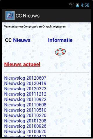 CC Nieuws en Informatie