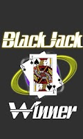 Screenshot of BlackJack Winner