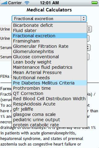 Medical Calculators - Set 2