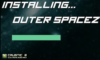 Screenshot of OuterSpacez -- Caustic Pack