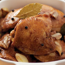 Classic Chicken Adobo from 'The Adobo Road Cookbook'