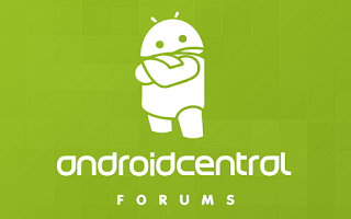 Screenshot of Android Central Forums