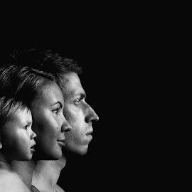 Family Portrait '14 by Dmitri Smirnov - People Family