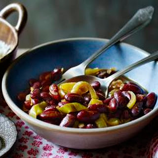 Kidney Bean Curry (rajma)