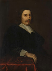 RIJKS: copy after anoniem: painting 1674
