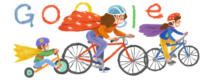 Google 2014 Mother's Day Doodle