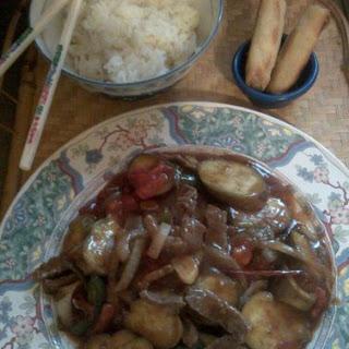Japanese Eggplant Oyster Sauce Recipes