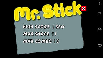 Screenshot of Mr.Stick