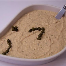 Salmon Mousse With Capers