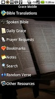 Screenshot of Grace Mobile Bible App Lite
