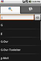 Screenshot of Modict