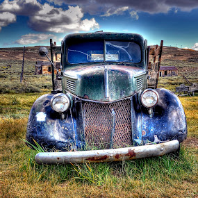by Brent Clark - Transportation Automobiles ( truck, automobile, transportation, antique,  )