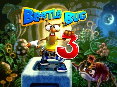 Beetle Bug 3 甲虫历险记3