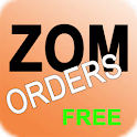 ZOM Order Manager Free icon