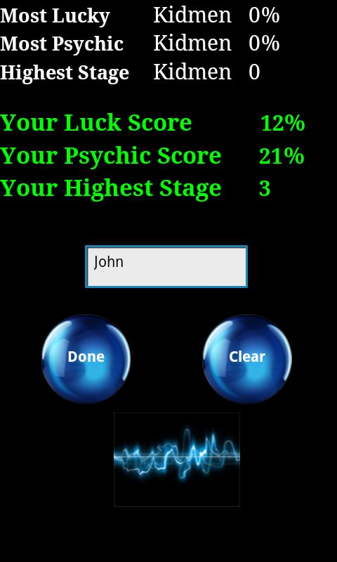 Psychic Test ★Free- screenshot
