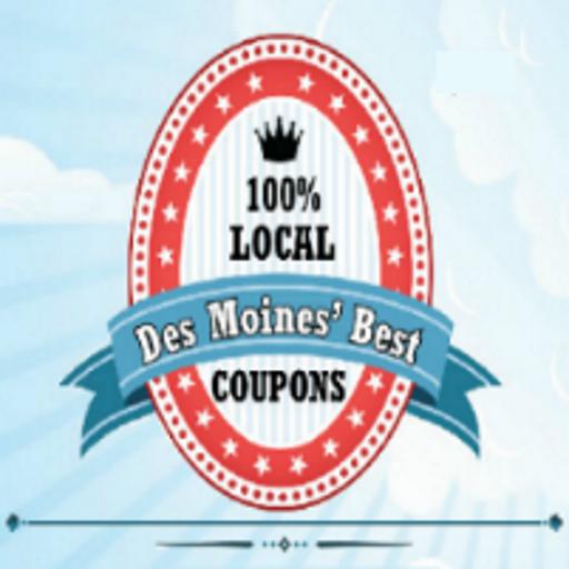 Des Moines' Best Coupons LOGO-APP點子