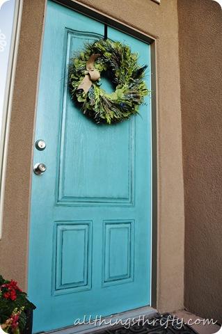 ... Turquoise Door