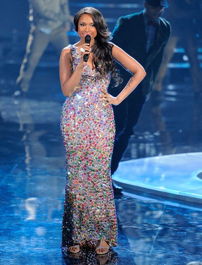 Jennifer Hudson performs onstage during VH1 Divas Celebrates Soul2