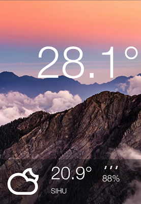 LiveThermo Real Thermometer - screenshot