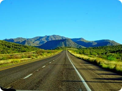 Road to Datil, NM