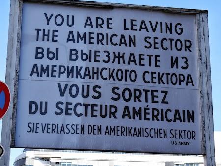 Parasiti sectorul american
